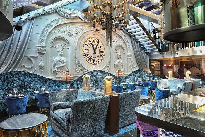 Los 30 restaurantes y bares con el diseño más creativo