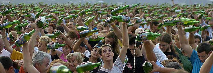 El consumo de sidra, nueva bebida de tendencia, se dispara