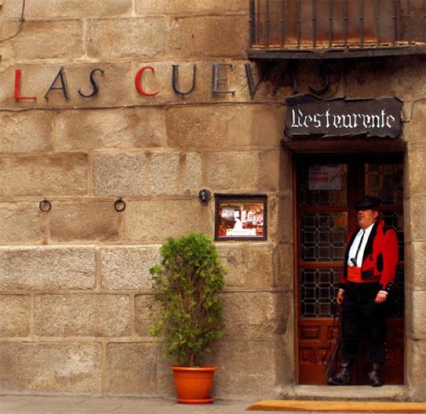 Las cuevas de Luis Candelas, Madrid, España