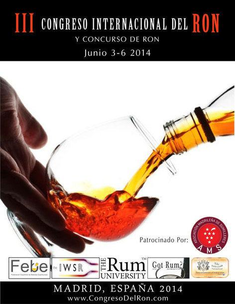 III Congreso Internacional del Ron-Madrid 2014