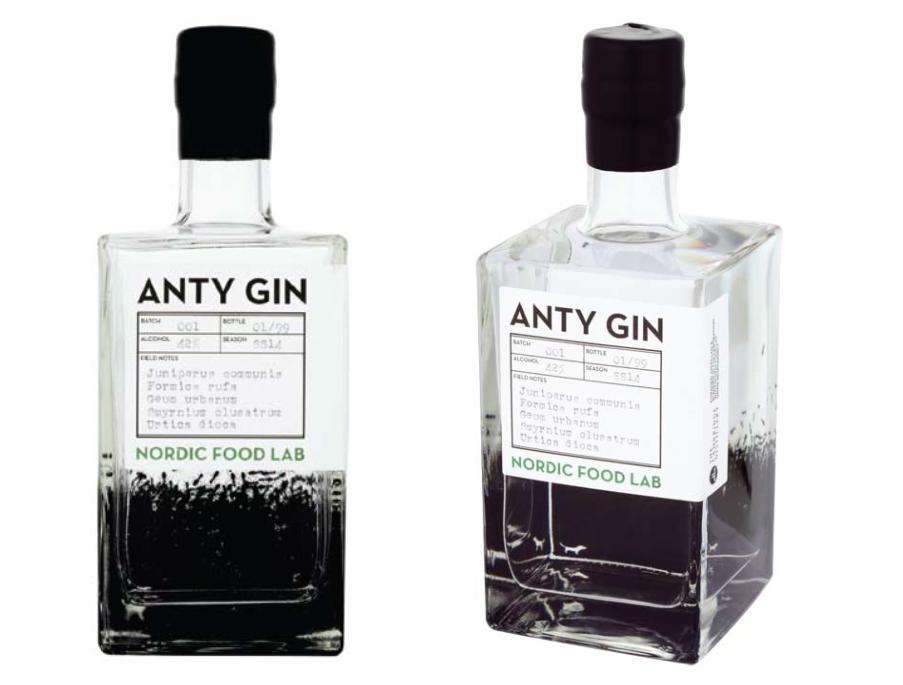 Anty Gin, una ginebra hecha con… ¡hormigas!