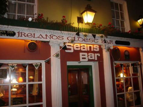 Sean's Bar (900) — Athlone, Irlanda