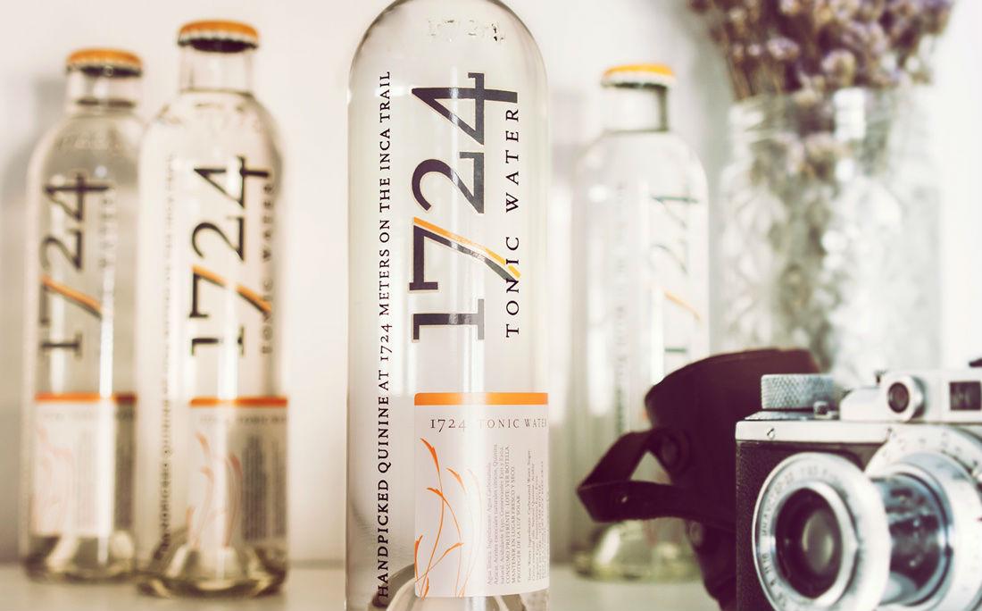 1724 Tonic Water, versatilidad y elegancia