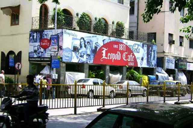 Leopold Cafe (1871) — Mumbai, India