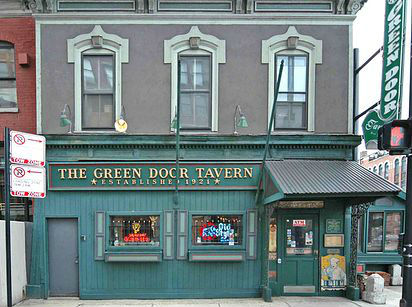 The Green Door Tavern Inn (1921) — Chicago, EEUU