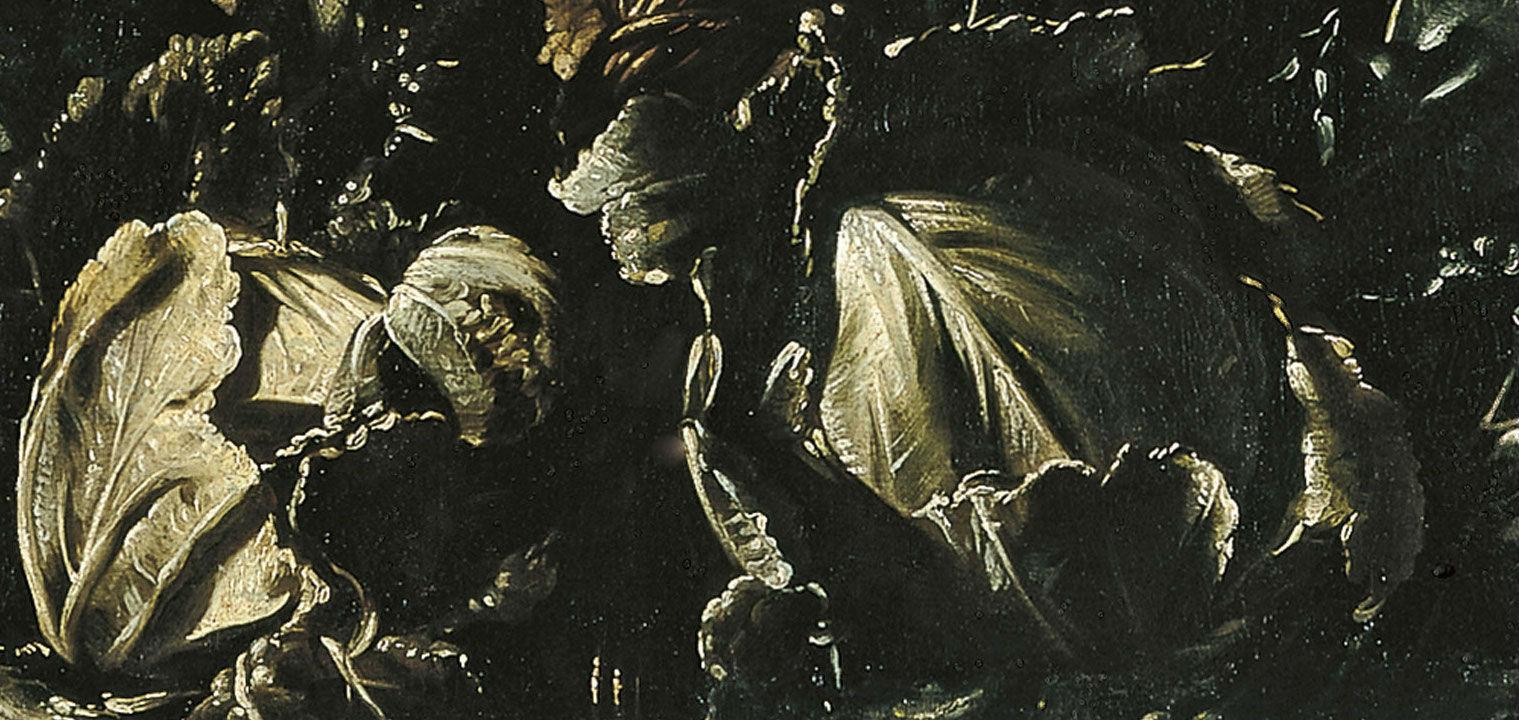 """""""Joven campesino con garrafa"""" (1610) Coles"""