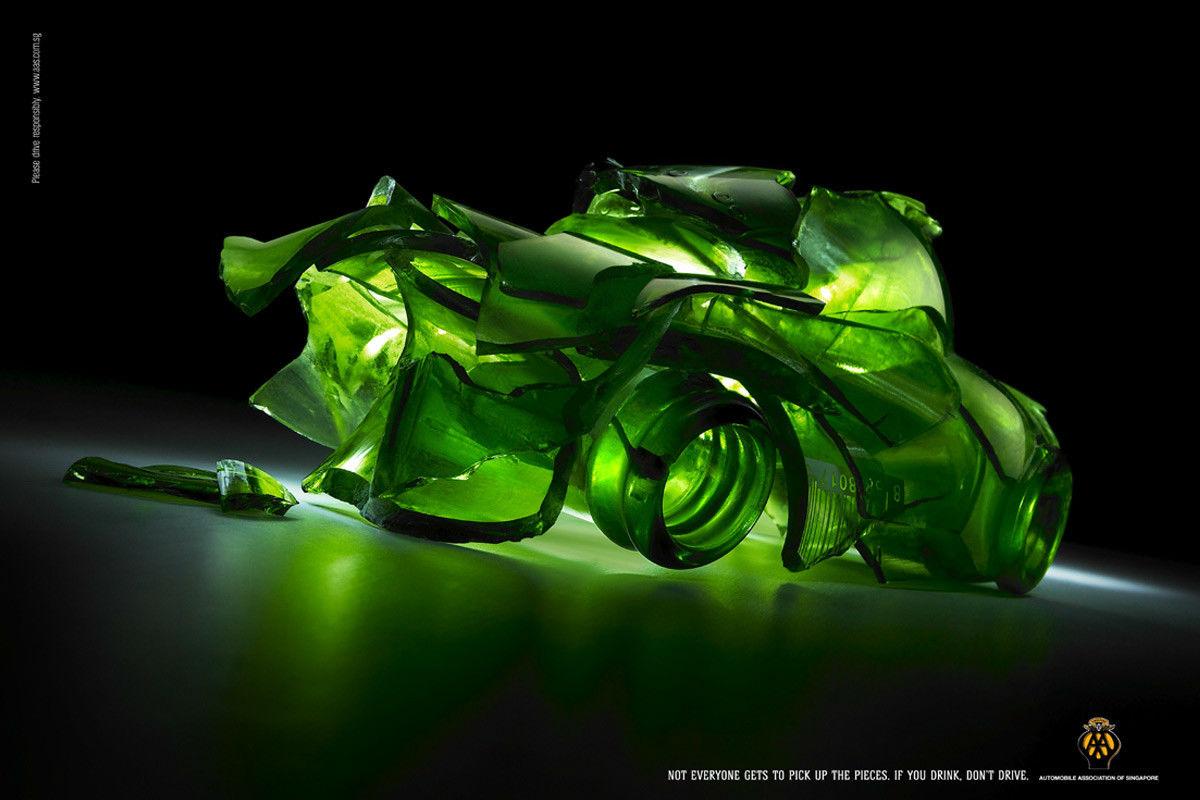 Las 20 mejores campañas contra el alcohol al volante