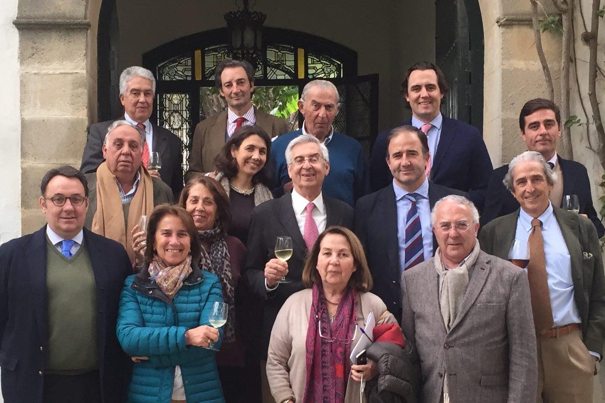 Luis Caballero González-Gordon, nuevo presidente de Caballero
