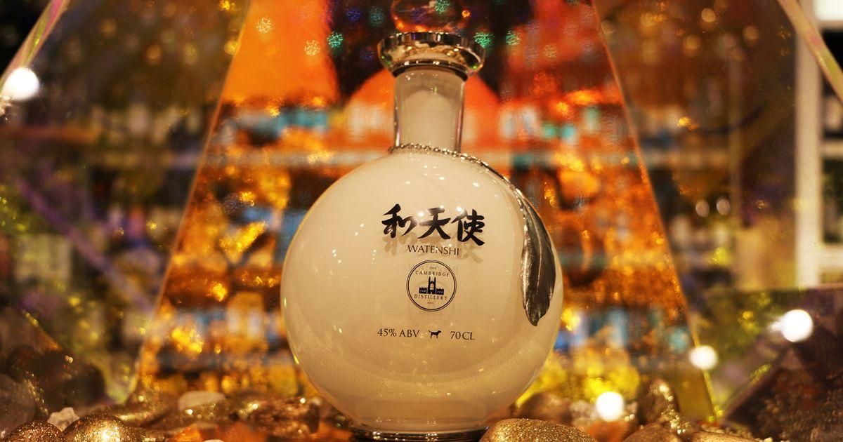Watenshi, la ginebra más cara del mundo