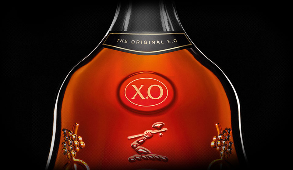 Cognac HENNESSY X.O. 70cl