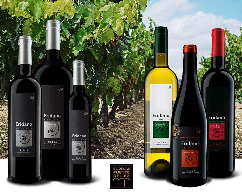 Eridano, vino clasico de la Rioja Alta