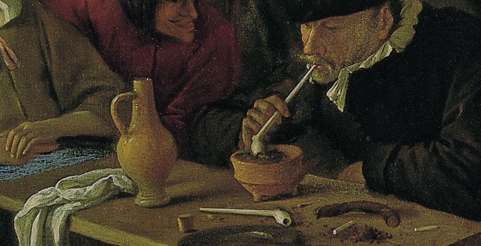 """""""Escena de taberna"""" (1661-1665), de Jan Steen"""