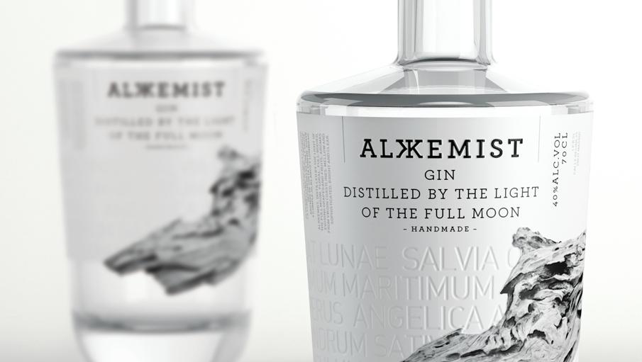 Ginebra ALKKEMIST 70cl