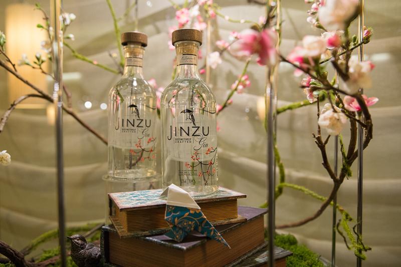 Jinzu, ginebra de tradición inglesa y sabores de Japón
