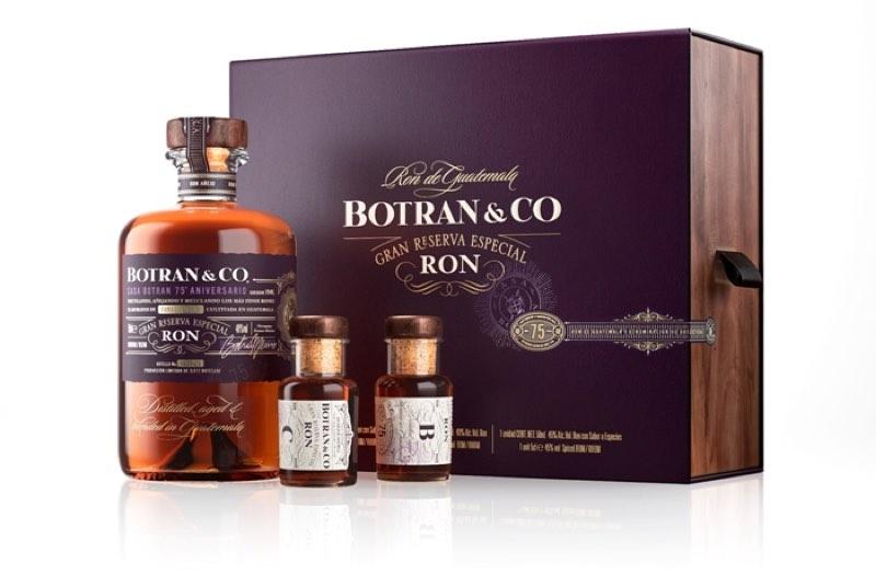 Ron BOTRAN 75 ANIVERSARIO 50cl