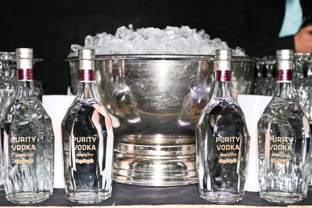 Vodka PURITY 70cl