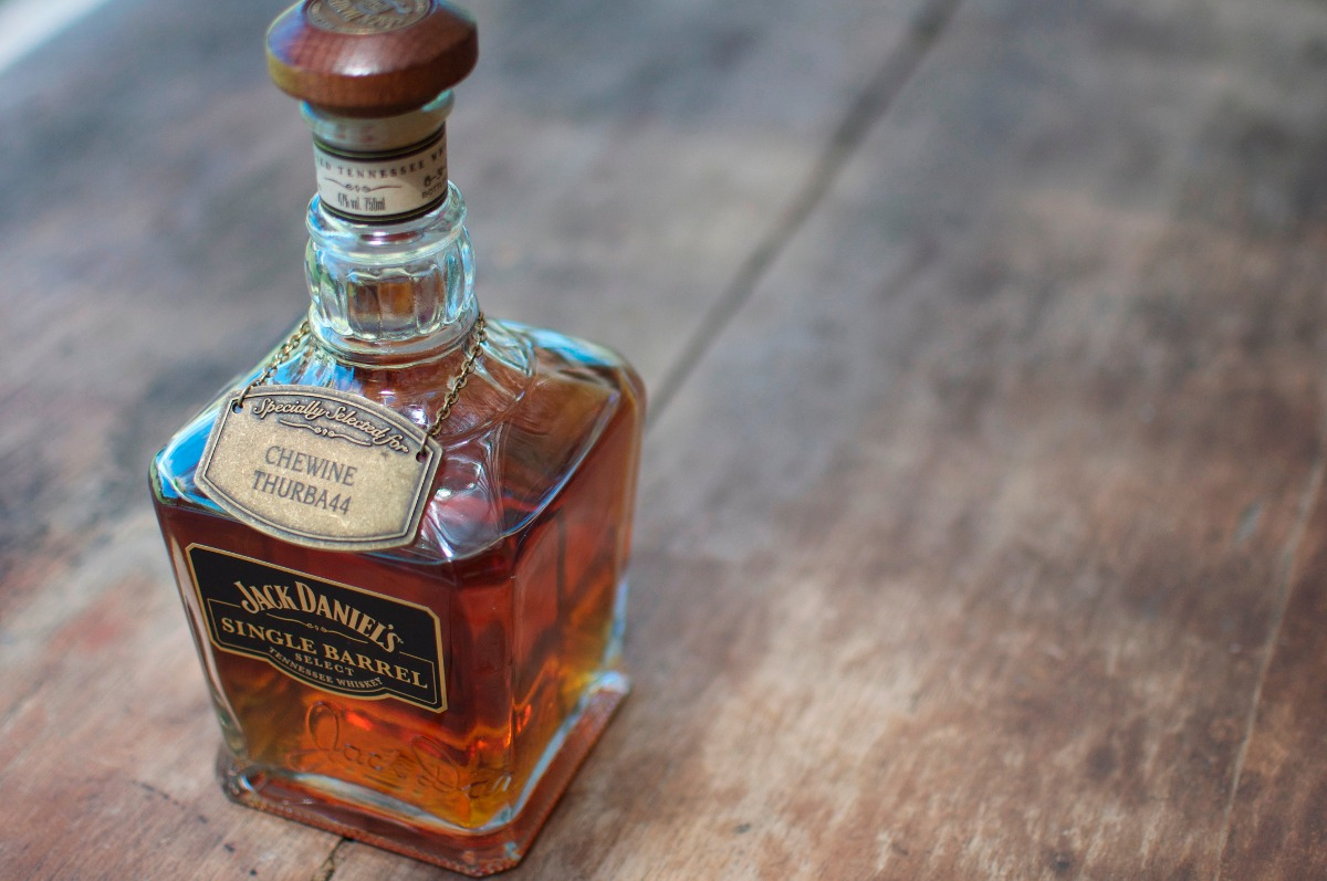 Whiskey JACK DANIEL'S Single Barrel