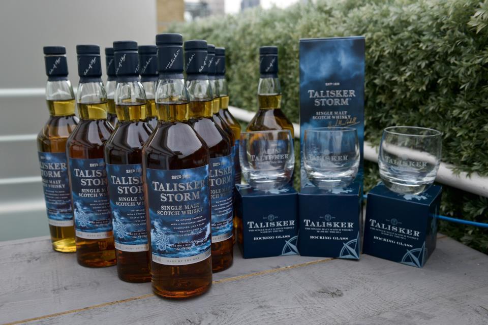 Whisky TALISKER STORM 70cl