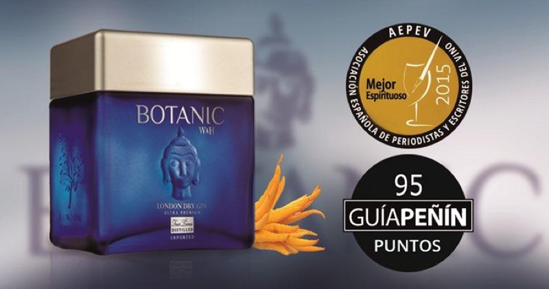 Botanic Ultrapremium, ginebra excepcional