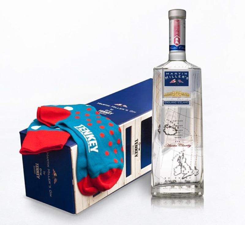 Tenkey, edición limitada para Martin Miller´s Gin