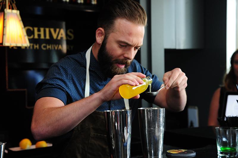 The Chivas Masters llega a España para encontrar al mejor bartender