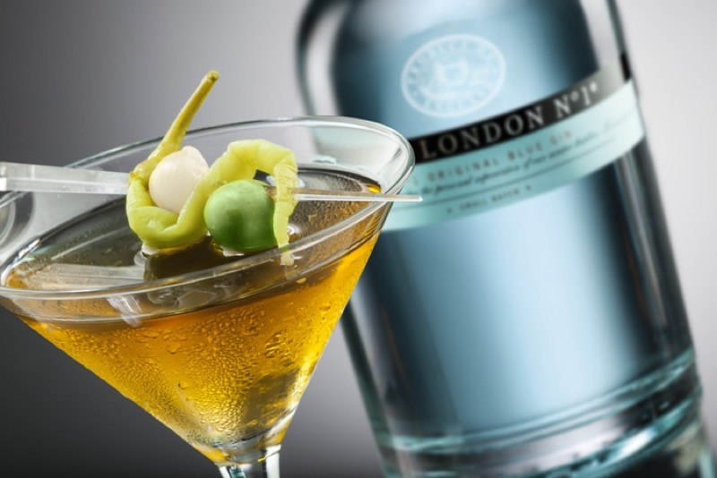 London Appetizer Nº1, propuesta sofisticada para el aperitivo