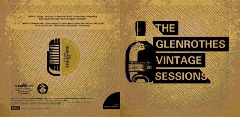 The Glenrothes Vintage Sessions, tributo Premium a la música en vinilo
