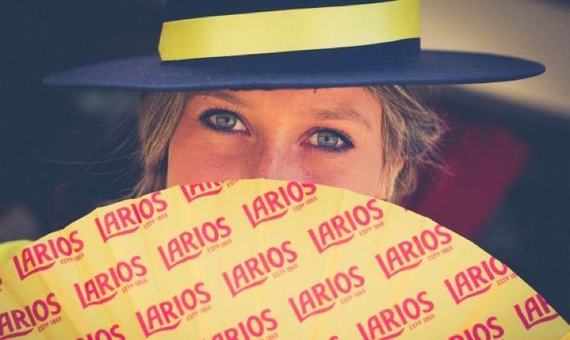 Larios 12 celebra la Feria de Sevilla 2016