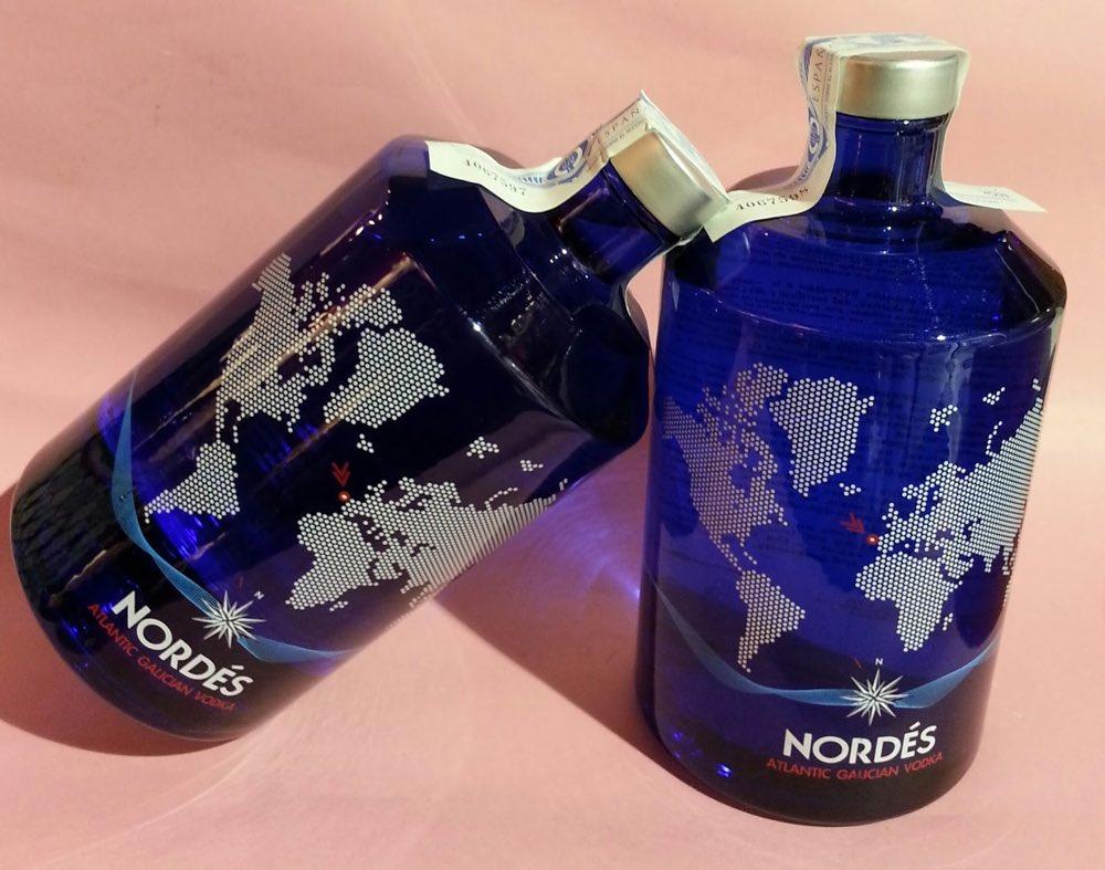 Vodka Nordes, un homenaje a la patata y a Galicia