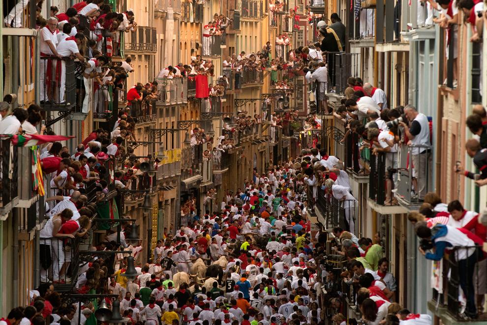 Ron Barceló dedica un diseño a San Fermín