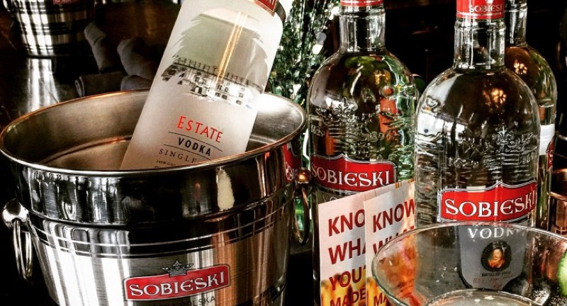 Sobieski Estate, auténtico Vodka Ultra Premium