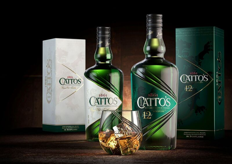 El Blended Scotch Whisky más exquisito del mundo tiene nombre propio: Catto ́s