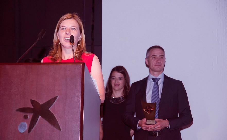Pernod Ricard Bodegas, Premio Empresa Social 2016