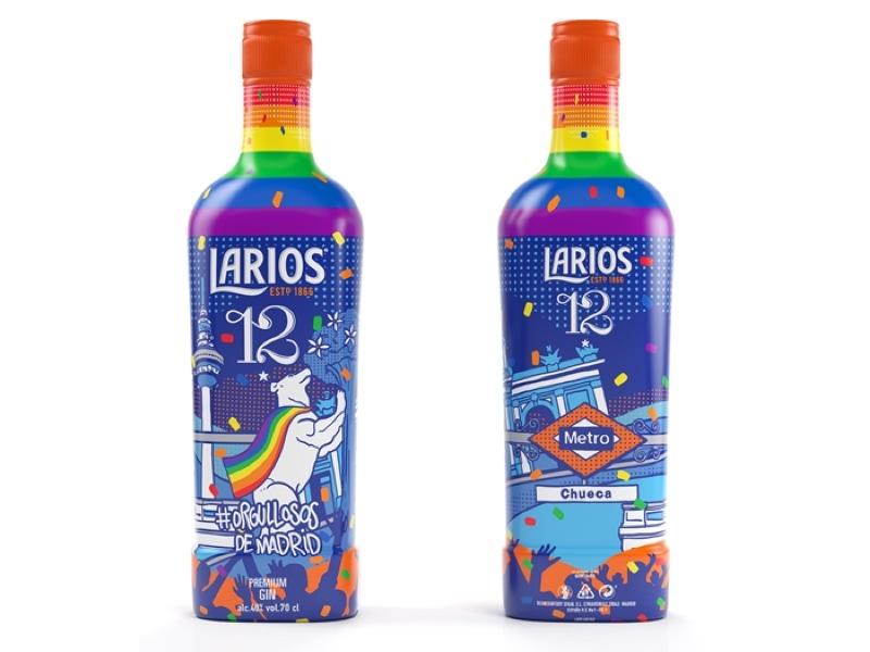 Larios 12 celebra con orgullo su nueva edición especial