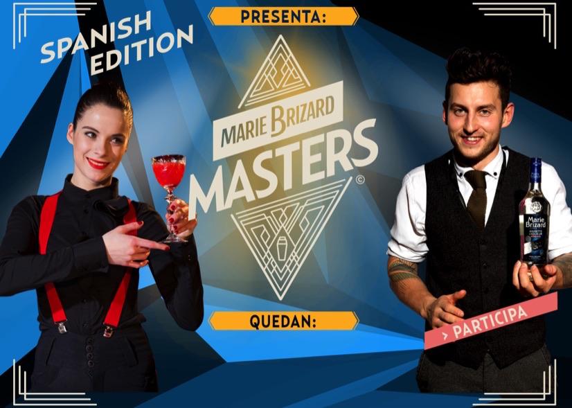 Marie Brizard convoca su Masters Spanish Edition para los mejores barmans