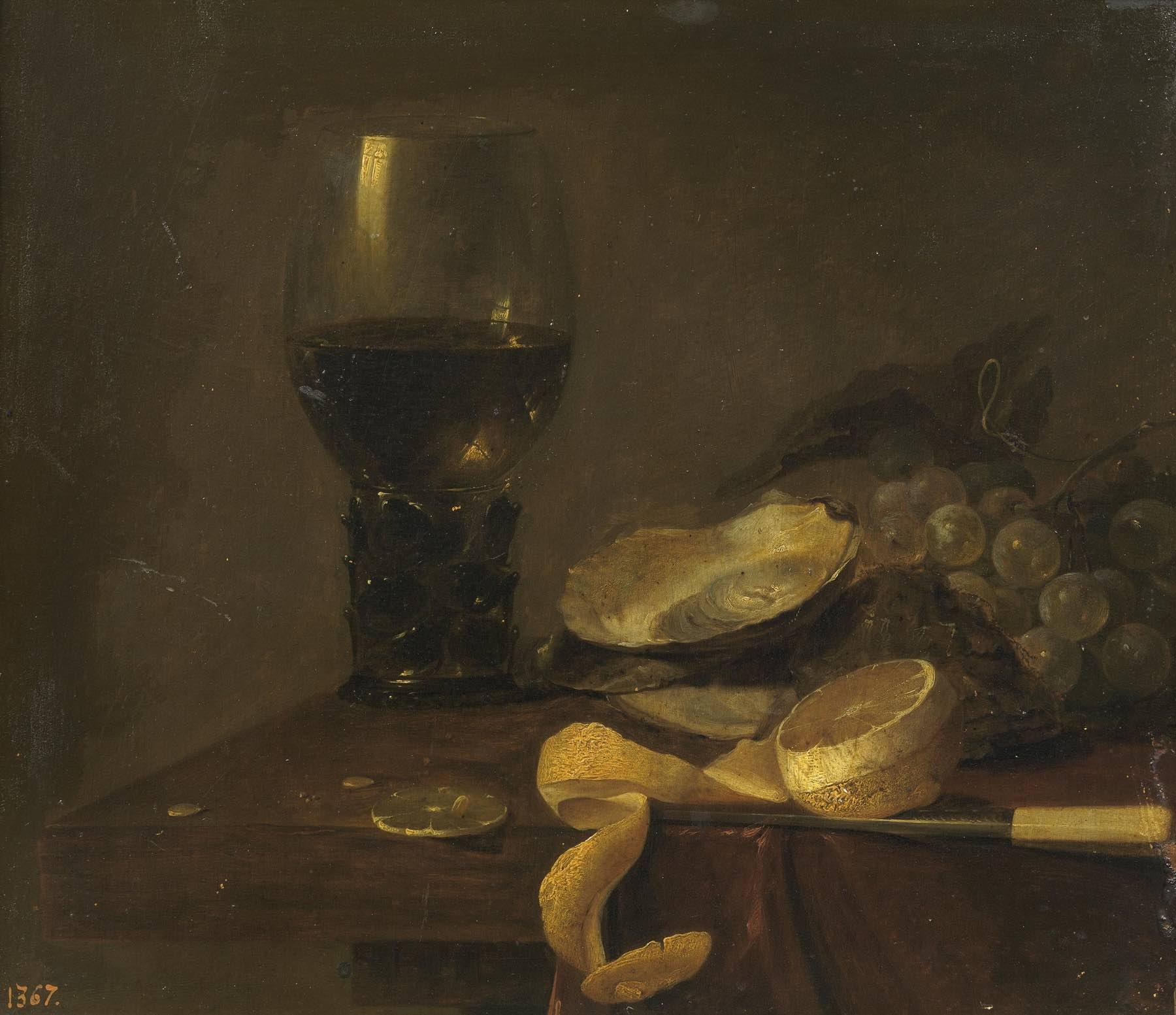"""""""Bodegón"""" (sobre 1630), de Jacob Foppens van Es"""