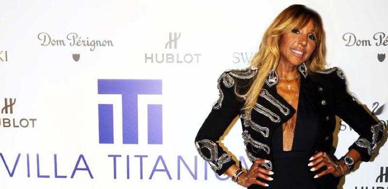 Cathy Guetta y Dom Pérignon inauguran Titanium en Ibiza