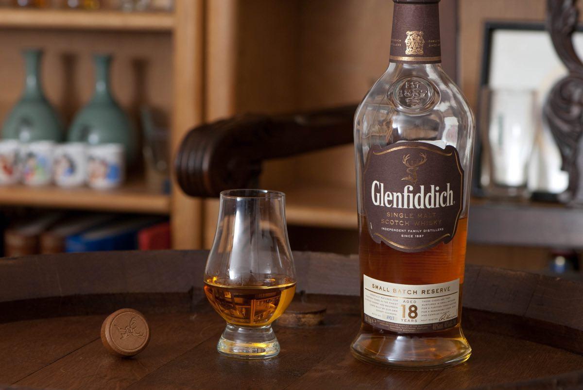 Glenfiddich 18, whisky para sibaritas y expertos
