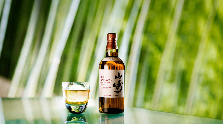 Destiller's Reserve, la nueva expresión de whisky Yamazaki