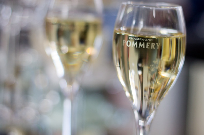 Pommery Brut Cuvee Louise, champagne premio a la elegancia