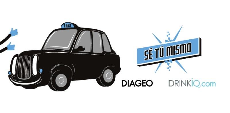 Diageo inicia con #SéTúmismo una campaña para evitar el alcohol al volante