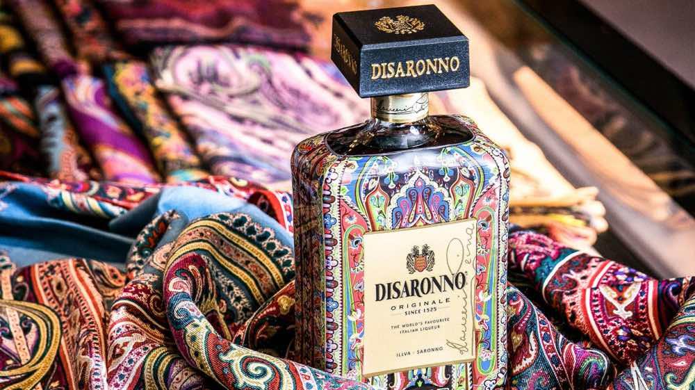 Wears Etro, nueva edición limitada de Disaronno