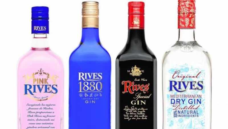 Rives repite entre las mejores ginebras de Europa