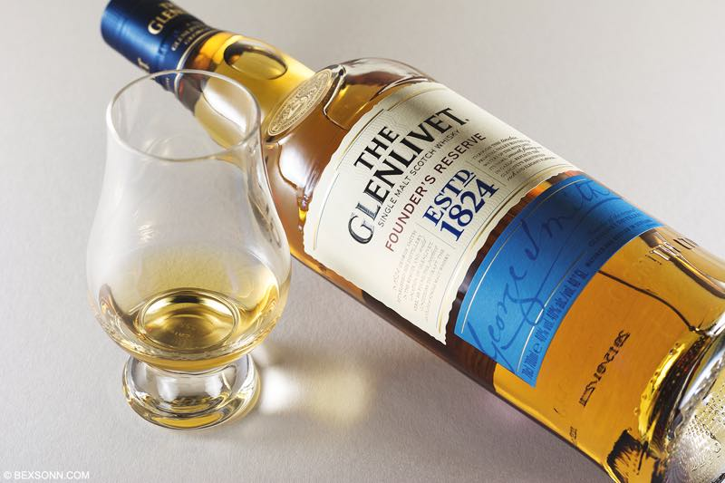 Founder's Reserve, nuevo whisky de The Glenlivet