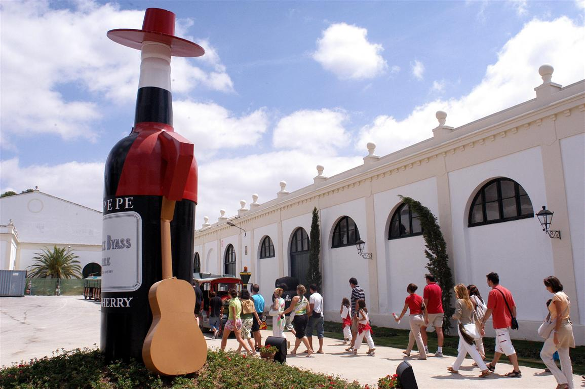 González Byass retoma el proyecto de hotel en sus bodegas 'Tío Pepe'