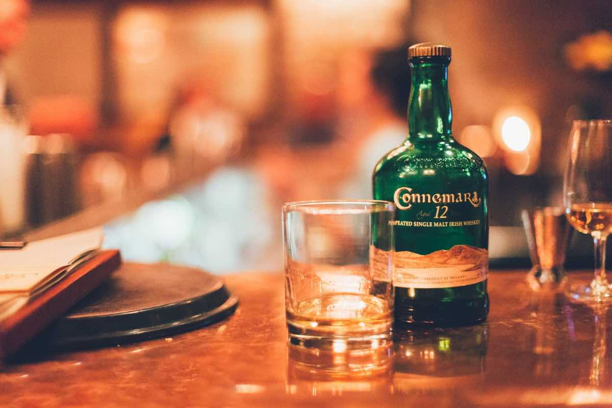 Whiskey Connemara 12, naturaleza en su estado más salvaje