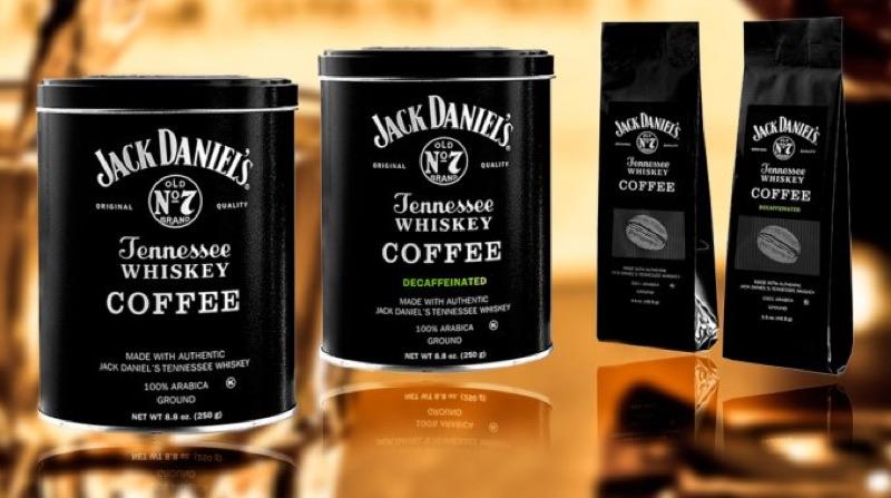 Jack Daniel's vuelve a lanzar su propio café con whisky
