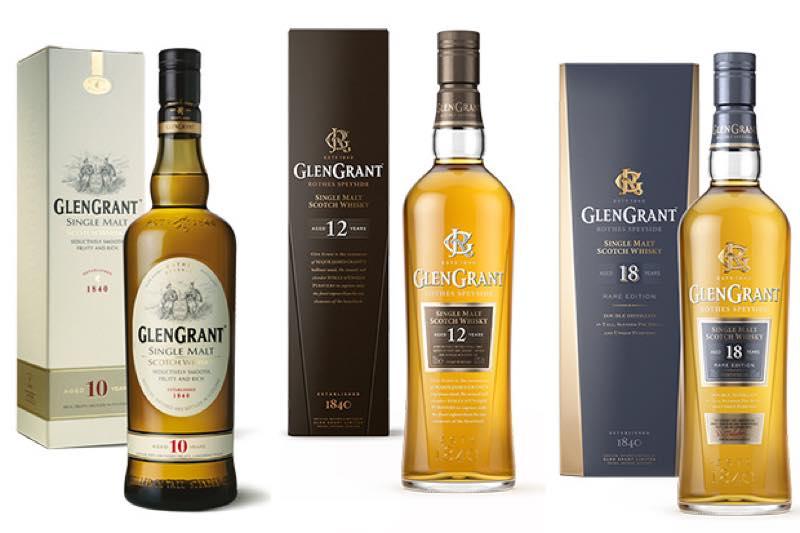 Los whiskies escoceses Glen Grant, premiados en La Biblia del Whisky 2017