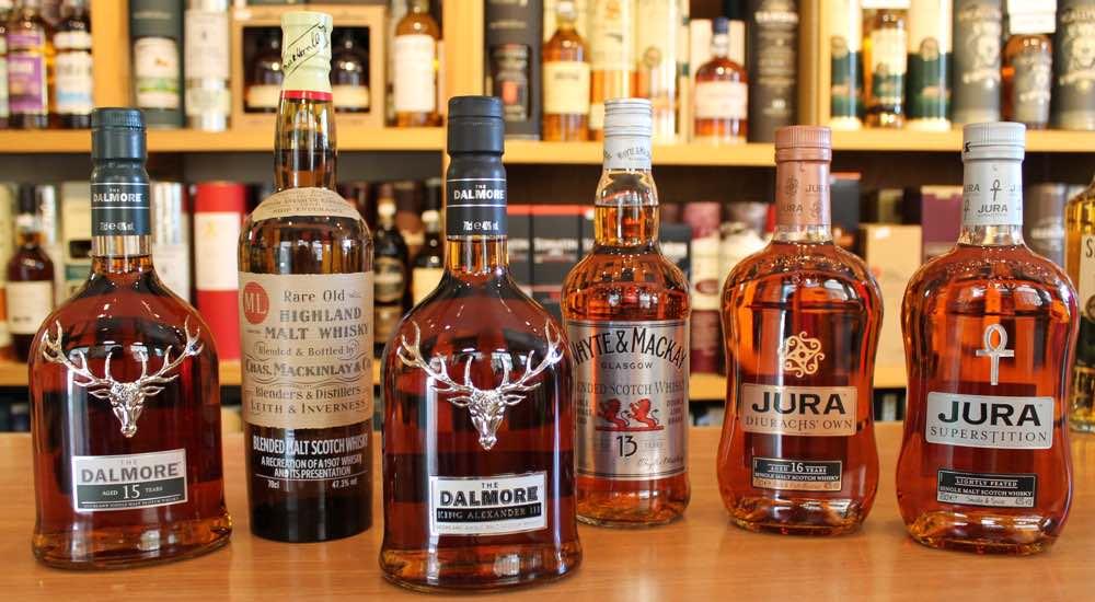 The Dalmore y Jura, los whiskies de Whyte & Mackay, serán distribuidos por González Byass