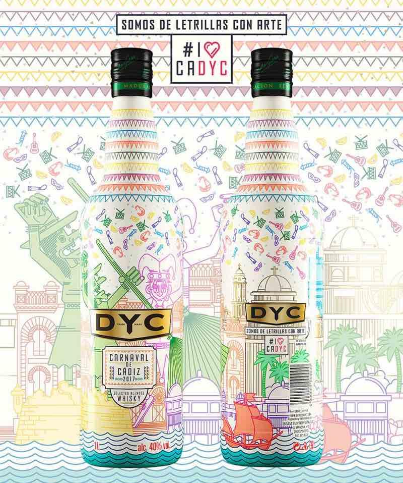 DYC celebra El Carnaval de Cádiz 2017 con una edición especial
